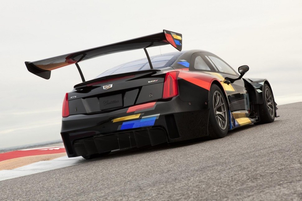 2016 Ats V Coupe Sedan And Racer Budds Chev