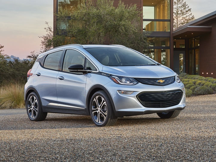 Budds 2017 Chevy Bolt EV