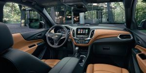 budds 2018 chevy equinox interior